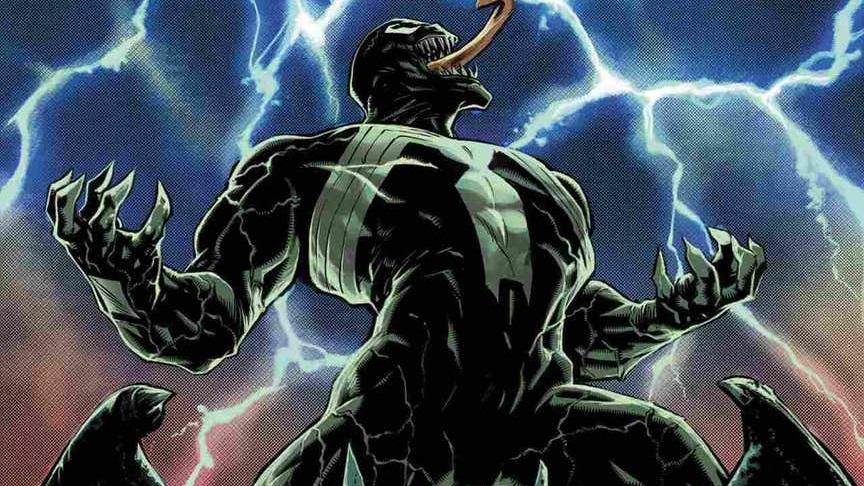 NOTICIA Marvel relanza Venom #1 dentro de su 'Fresh Start'