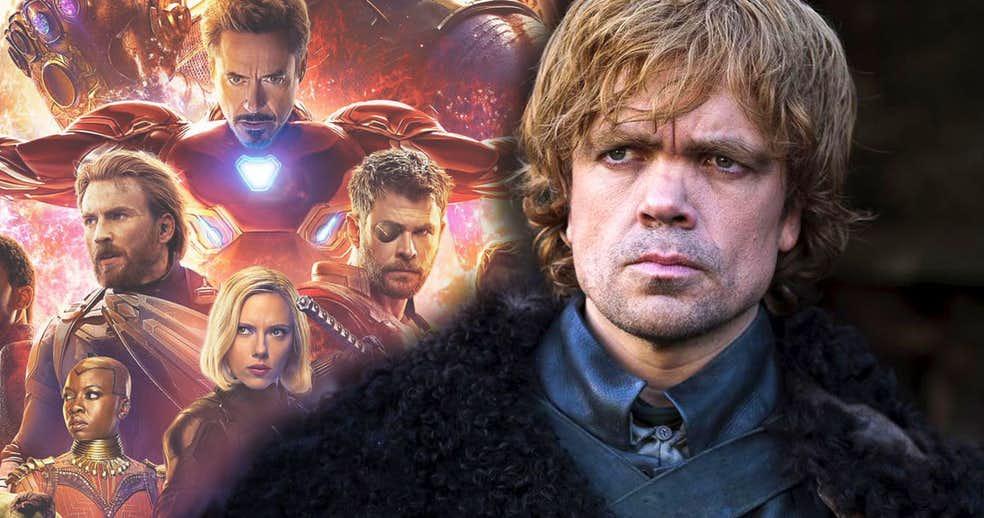 NOTICIA La nueva promo de Avengers: Infinity War, podría desvelar el papel de Peter Dinklage