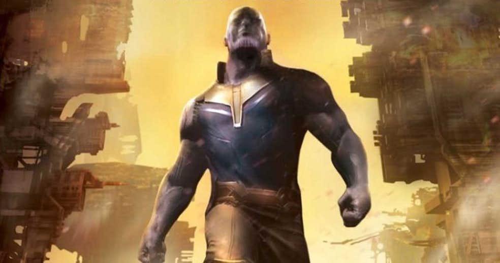 NOTICIA El origen de Thanos del MCU se revelará en un Tie-In de Infinity War