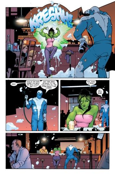 She-Hulk (2004-2005) 001-019