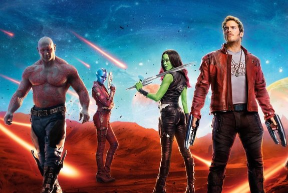 NOTICIA Revelado el título de la tercera película de Guardians of the Galaxy