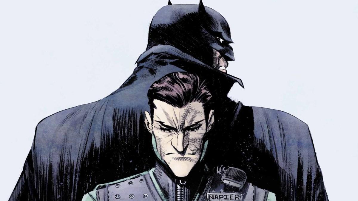 NOTICIA Fecha de lanzamiento para las nuevas series del sello de DC Black Label