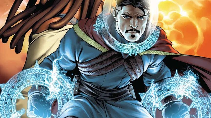 VISTAZO Doctor Strange #1, de Mark Waid y Jesús Saiz