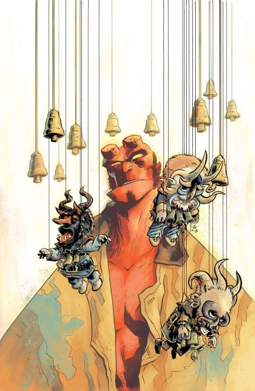 Hellboy Winter Special 2018 Cover Variant