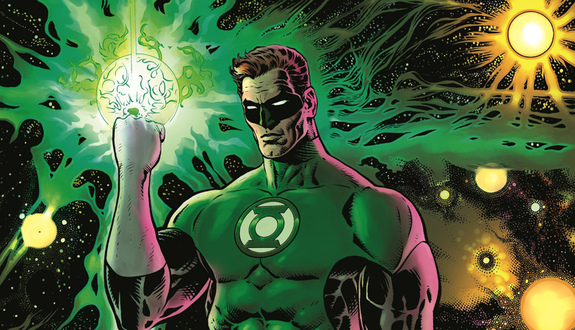 NOTICIA Morrison y Sharp relanzan Green Lantern