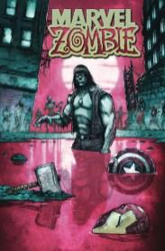 MARVEL ZOMBIE 01