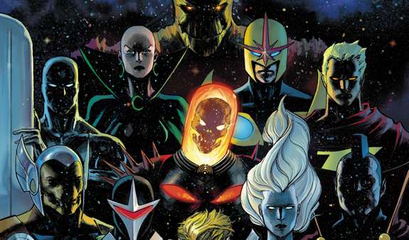 NOTICIA Marvel revela todos los posibles candidatos para formar equipo en Guardians of the Galaxy
