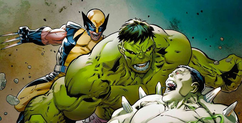 NOTICIA Marvel presenta la nueva serie Hulkverines