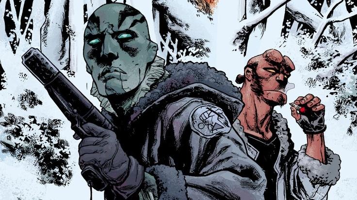 NOTICIA Dark Horse revela la línea temporal oficial de Hellboy y el Mignolaverso