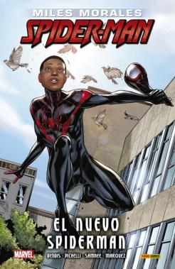 Spiderman Miles Morales 01