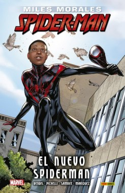 Spiderman Miles Morales 01