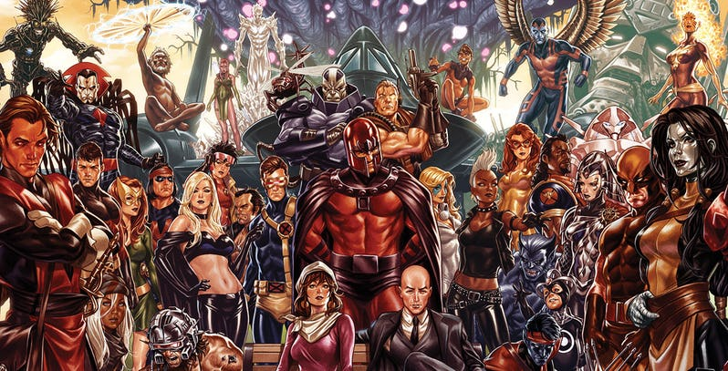 NOTICIA Jonathan Hickman vuelve a Marvel con House of X y Powers of X