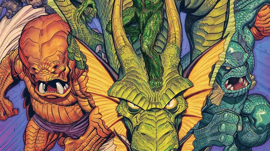 NOTICIA Kid Kaiju defenderá a los monstruos en Marvel Monsters