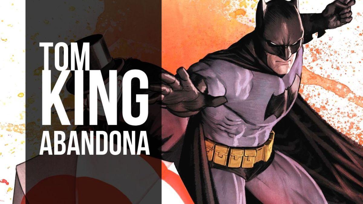 VÍDEO Comentamos la marcha de Tom Kin en la serie de Batman