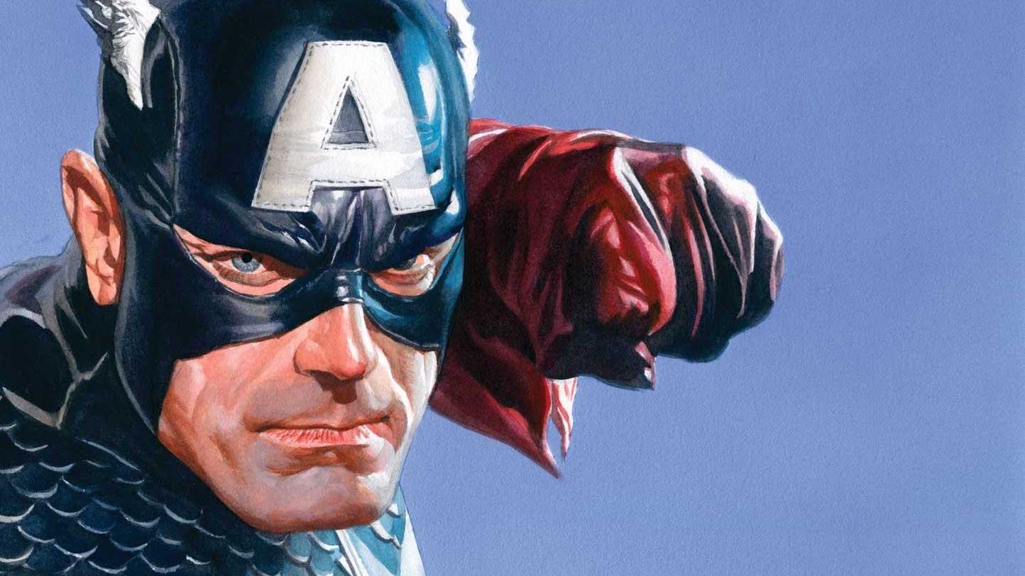 Mark Russel, Kurt Busiek y Ramón K. Pérez se unen para un trabajo del Capitán América