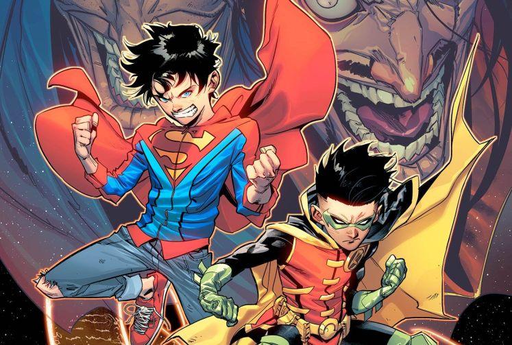 Vuelven los super hijos en una serie limitada