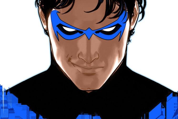 Nightwing de Tom Taylor y Bruno redondo
