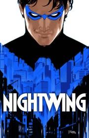 Portada Nightwing de Tom Taylor y Bruno redondo