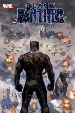 Ta-Nehisi Coates termina su etapa en Black Panther 25