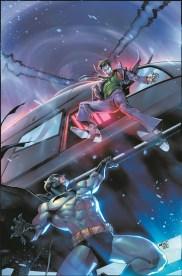 Portada Batman Legends of the Dark Knight David Marquez