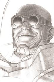 Portada Batman Legends of the Dark Knight Riccardo Federici