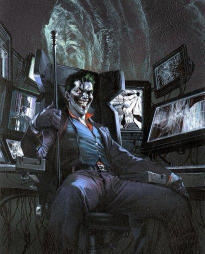 Portada The Joker 1 Gabriele Dell'Otto Variant