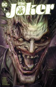 Portada The Joker 1 John Giang Variant