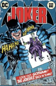 Portada The Joker 1 Neal Adams Variant