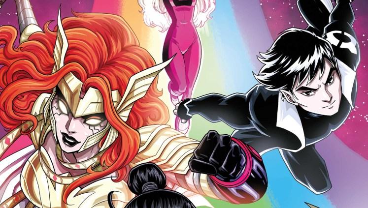 Marvel también se une a celebrar la diversidad LGBTQIA+