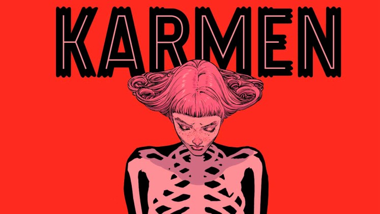 Reseña Karmen, de Guillem March publicada por Norma Editorial