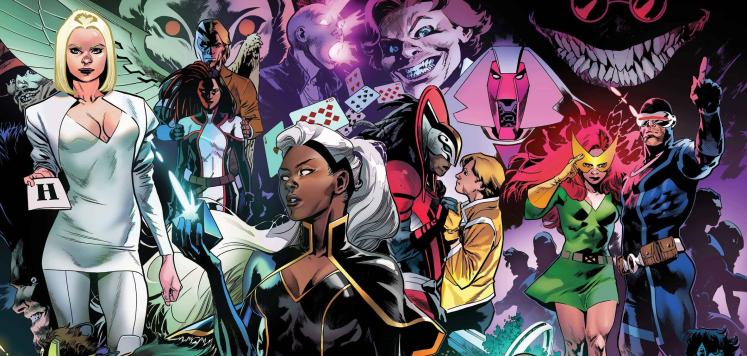 Marvel avanza el futuro cercano de los mutantes