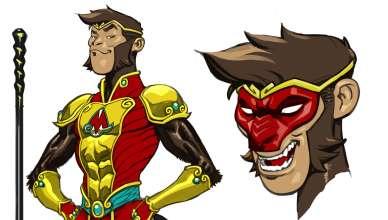 DC presenta a Monkey Prince, su nuevo héroe asiático