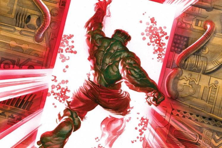 Inmortal Hulk acabará en su número 50