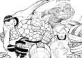 John Romita Jr. dibujará el 60 Aniversario de Los 4 Fantásticos