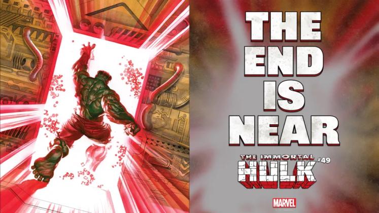 Teaser final Inmortal Hulk