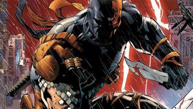 Deathstroke Inc. es la nueva serie del antihéroe de DC