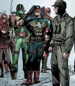 Soldier Boy Comics