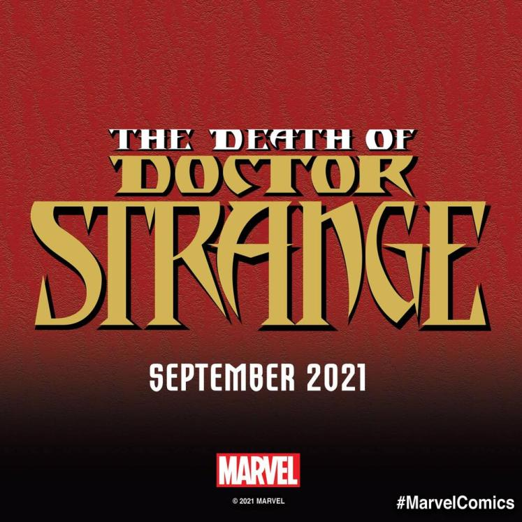 Teaser The Death of Doctor Strange