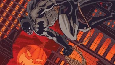 Jeph Loeb y Tim Sale se reúnen en el 25 Aniversario de Batman El Largo Halloween