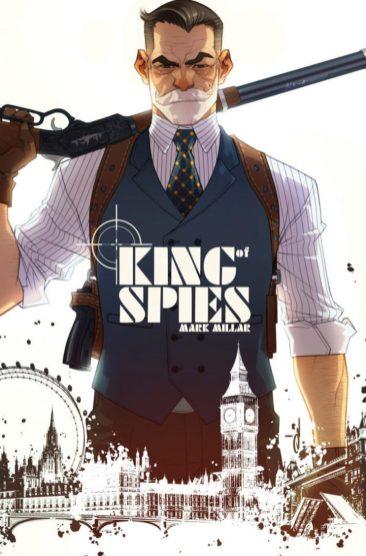 Portada King Of Spies