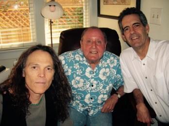 Timothy, Nick, Tom