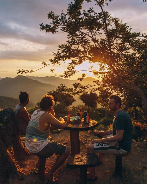 mundo nuevo hostel Minca Colombia