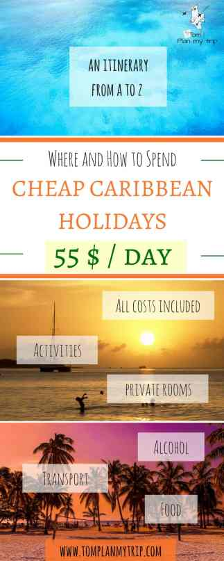 How and where to spend cheap Caribbean Holidays