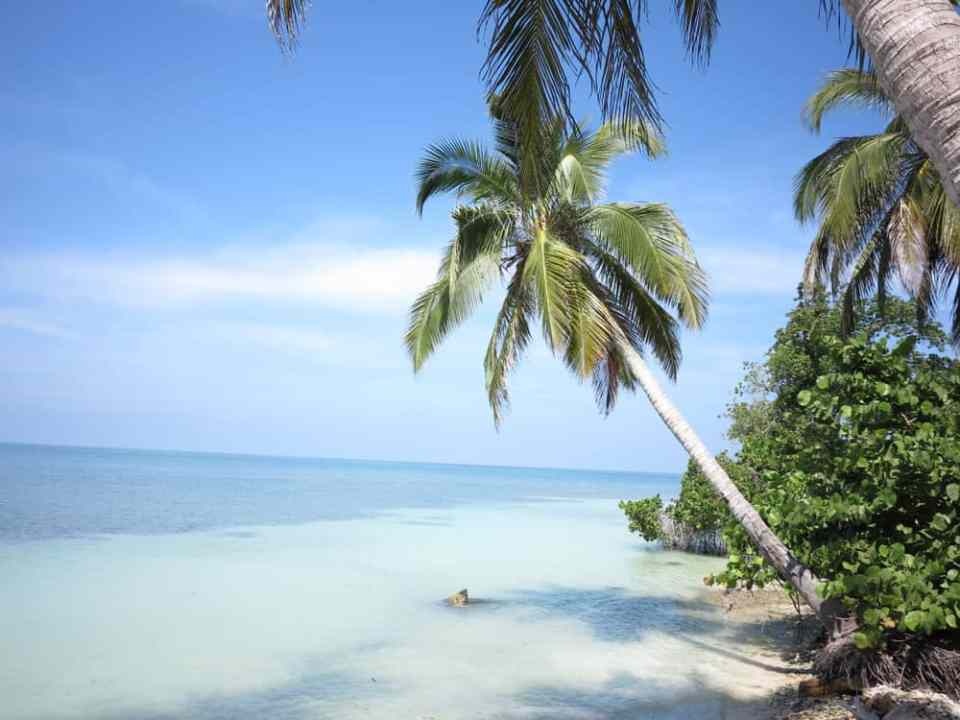 Islands of San Bernardo, Colombia