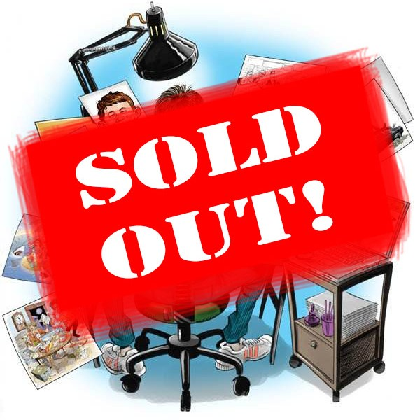 workshop sold out