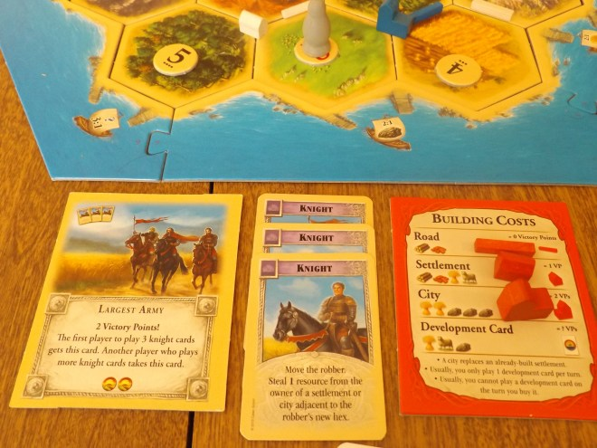 Catan Up Close