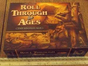 Roll Through the Ages: The Bronze Age Box
