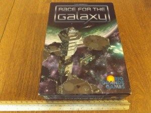 Race For The Galaxy Box