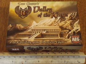 Valley Of The Kings Box