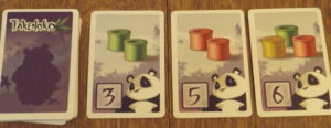 Takenoko Panda Cards